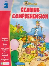 The Smart Alec Series: Reading Comprehension Grade 3