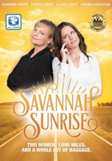 Savannah Sunrise, DVD