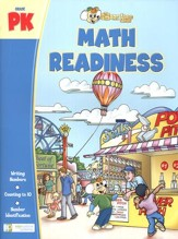 The Smart Alec Series: Math Readiness Grade Pre-K