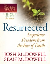 Resurrected-Experience Freedom from the Fear of Death - eBook