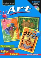 Primary Art Book Ages 6-7