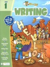 The Smart Alec Series: Writing Grade 1