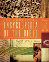 The Zondervan Encyclopedia of the Bible, Volume 2: Revised Full-Color Edition / New edition - eBook