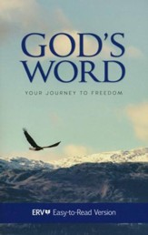 ERV God's Word: Your Journey to Freedom Easy-to-Read Version Paper