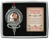 Christmas In Heaven, Photo Ornament