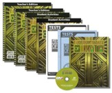 BJU Press Fundamentals of Math Grade 7 Homeschool Kit, Second Edition