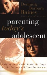 Parenting Today's Adolescent, Paperback
