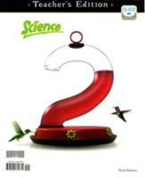 BJU Science Grade 2 Teacher's Edition with CD-ROM (3rd Edition)