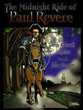 National Geographic The Midnight Ride of Paul Revere