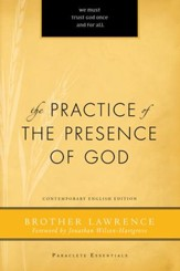 The Practice of the Presence of God - eBook