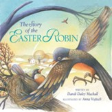 The Story of the Easter Robin - eBook