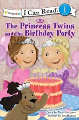 The Princess Twins and the Birthday Party - eBook