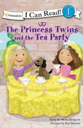 The Princess Twins and the Tea Party - eBook