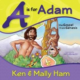 A is for Adam: the Gospel from  Genesis - PDF Download [Download]