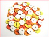 Small-Group Set of Place Value Discs
