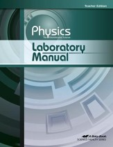 Physics: The Foundational Science Laboratory Manual Teacher Edition