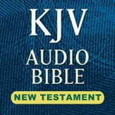 Hendrickson KJV Audio Bible: New Testament [Download]