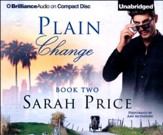 #2: Plain Change - unabridged audio book on CD