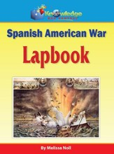 Spanish-American War Lapbook - PDF Download [Download]