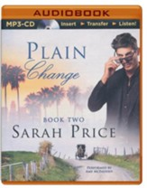 #2: Plain Change - unabridged audio book on MP3-CD