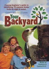 Your Backyard: A Young Beginner's Guide to Identifying Common Feeder Birds by Sight & Sound--DVD