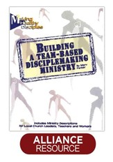 Building A Team Based Disciplemaking Ministry - PDF Download [Download]