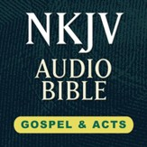 Hendrickson NKJV Audio Bible: Gospels & Acts [Download]