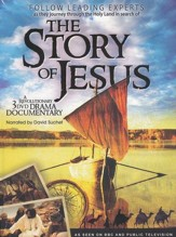 The Story of Jesus, 3-DVD Set