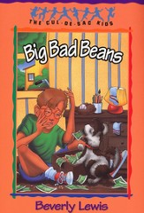 Big Bad Beans - eBook