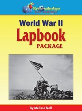 World War II Lapbook Package - PDF Download [Download]