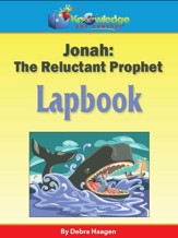 Jonah: The Reluctant Prophet Lapbook - PDF Download [Download]