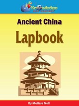Ancient China Lapbook - PDF Download [Download]