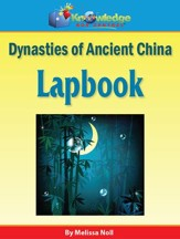 Dynasties of Ancient China Lapbook - PDF Download [Download]