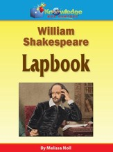 William Shakespeare Lapbook - PDF Download [Download]