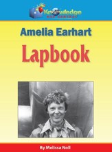 Amerlia Earhart Lapbook - PDF Download [Download]