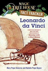 Magic Tree House Fact Tracker #19: Leonardo da Vinci: A Nonfiction Companion to Magic Tree House #38: Monday with a Mad Genius - eBook