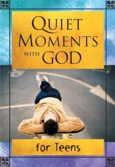 Quiet Moments With God For Teens - eBook