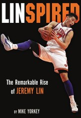 Linspired: The Remarkable Rise of Jeremy Lin - eBook