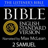 The Listener's Bible (ESV): 2 Samuel [Download]