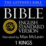 The Listener's Bible (ESV): 1 Kings [Download]