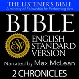 The Listener's Bible (ESV): 2 Chronicles [Download]