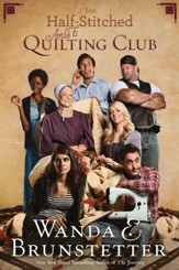 The Half-Stitched Amish Quilting Club - eBook