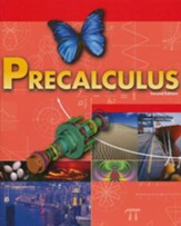 BJU Press Pre-Calculus, Student Text  (Updated Copyright)