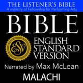 The Listener's Bible (ESV): Malachi [Download]