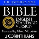 The Listener's Bible (ESV): 2 Corinthians [Download]