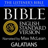 The Listener's Bible (ESV): Galatians [Download]