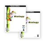 BJU Press Biology Grade 10 Teacher's Edition with CD-Rom, Fourth Edition