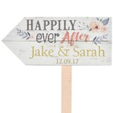 Personalized, Yard Sign, Wedding
