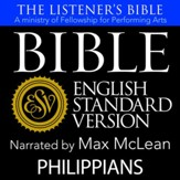 The Listener's Bible (ESV): Philippians [Download]
