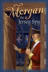 Morgan the Jersey Spy